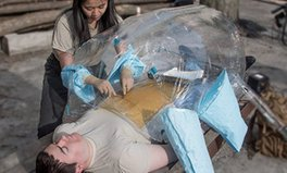 Article: Genius Inflatable Operating Theatre Fits in a Backpack So Surgery Can Be Performed Anywhere