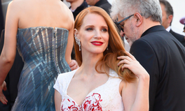 Article: Jessica Chastain Just Made a Powerful Statement About Women in Film at Cannes