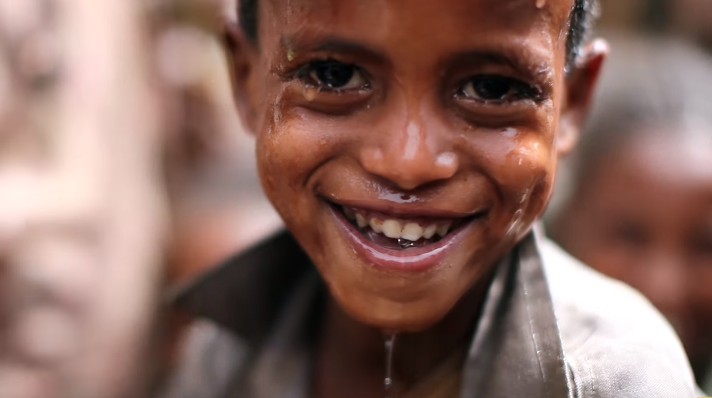 Don't Believe Something as Simple as Water Can Change Lives? Watch This Stunning Video Now.