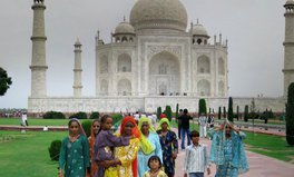 Article: Observing inequality on the way to the Taj Mahal - Day 4