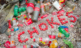 Article: Coca-Cola Produced Over 110 Billion Plastic Bottles Last Year