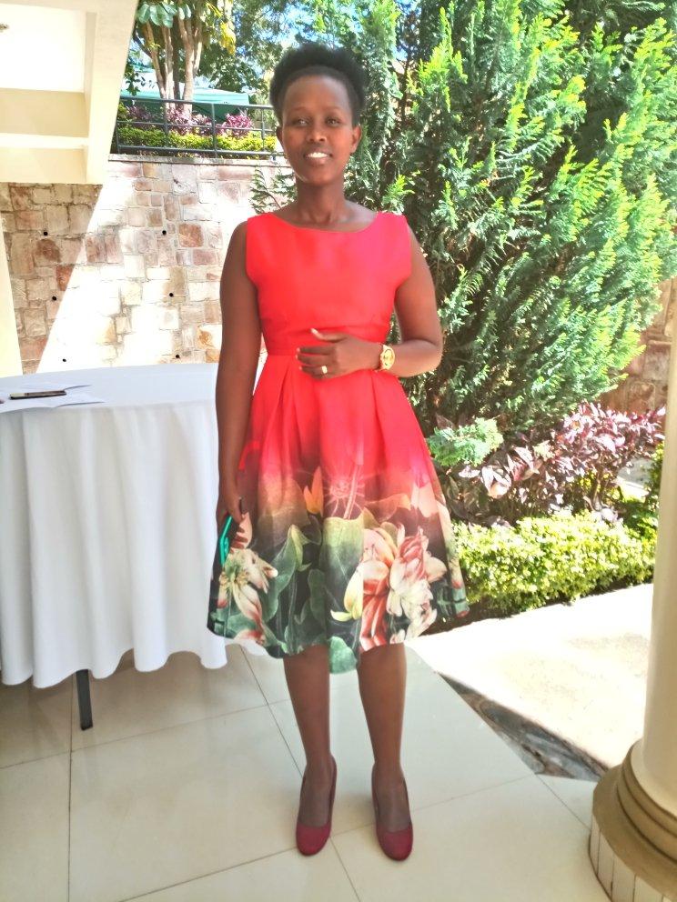 How This Genocide Survivor Works to Empower Rwandan Women