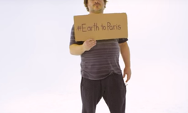Video: #EarthToParis, this is about all of us