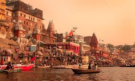 Artikel: India is rounding up a gang to clean the Ganges River and Germany just agreed to be a part of it