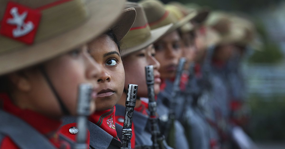 Women Can Now Hold Command Positions in India's Army