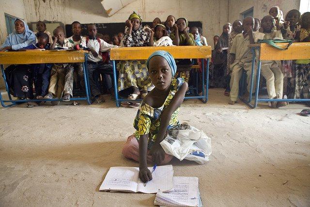 School in Niger