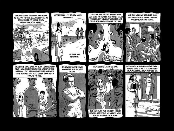 the impact of a graphic novel Study of comic books helps scholars identify cultural trends by humanities at narrative project believe interdisciplinary and intercultural analysis will help us to better understand the cultural impact of graphic the graphic novel, set in milan, incorporates quotations.