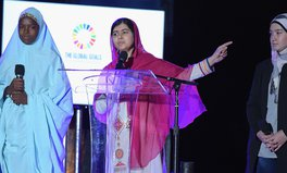 Artikel: Strength in numbers: Meet the friends of Malala championing female education