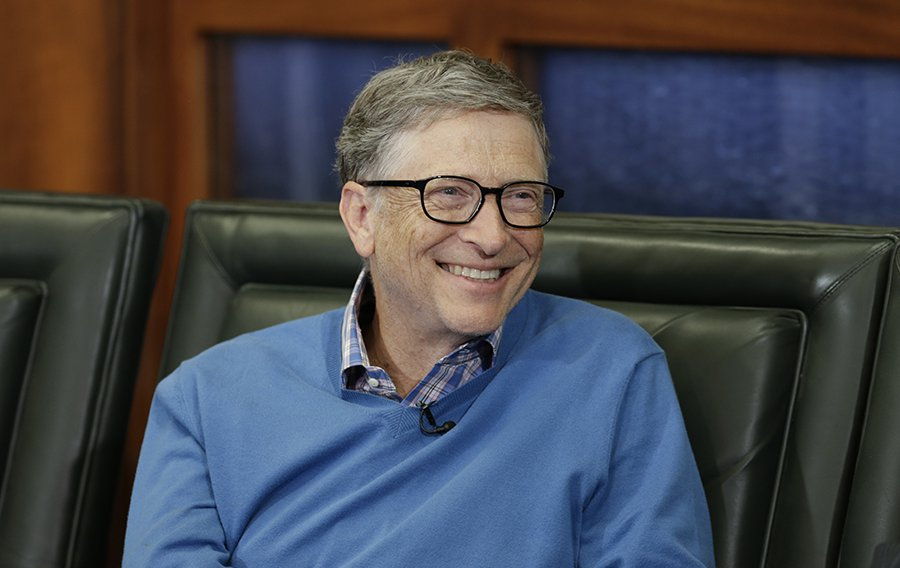 Bill Gates Just Donated Roughly 4 600 000 000 To Charity