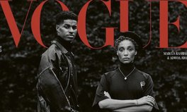 Article: Marcus Rashford & Adwoa Aboah Star on Front Cover of British Vogue in Issue Celebrating Activists