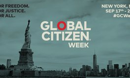 Article: Global Citizen Announces Global Citizen Week 2017