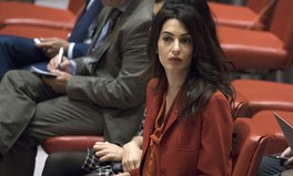 Article: Amal Clooney Advises Businesses to Focus on Human Rights to Boost Profits