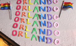 Article: 12 Beautiful Tributes to Love & Equality a Year After the Orlando Massacre