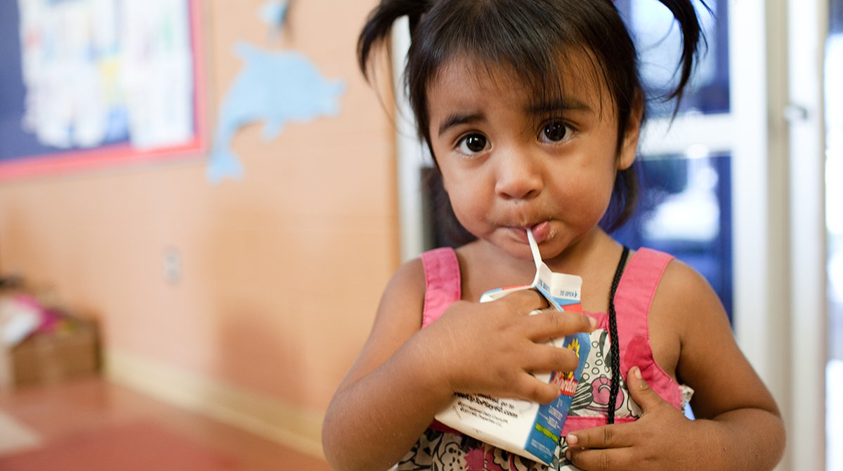 Millions of Kids Go Hungry in the Summer. Share so Families Know Where to Get Free Meals