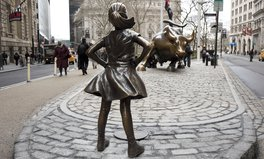 Article: The 'Fearless Girl' Statue Is Getting a New Home