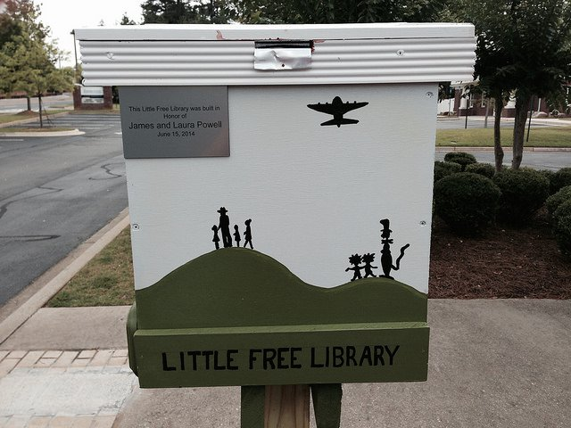 Little Free Library - Dr. Seuss