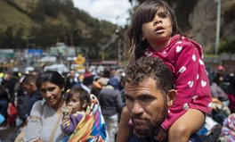 Artículo: Venezuelan Crisis Will Put 1.1 Million Children in Need of Assistance, UN Says