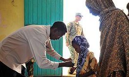 Artikel: Progress: The end of polio is within our grasp