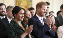 Article: Meghan Markle's Fans Threw Her an Online Baby Shower to Fundraise for Charities