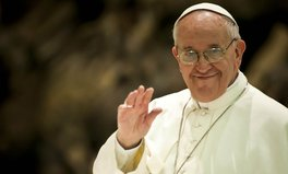 Article: Pope Francis just said what we were all thinking about the gender wage-gap
