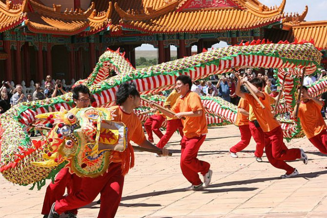 The beauty of Lunar New Year celebrations around the world, in photos