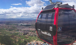 Artículo: Solar-Powered Cable Cars Serve Bogota's Poorest Using Clean Energy