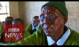 Video: This 90-year-old from Kenya is 'world's oldest primary school pupil'