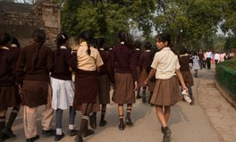 Article: Indian Schoolgirls Beaten With Sticks for Challenging Sexual Harassment