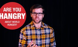 Video: Are you HANGRY about world hunger?