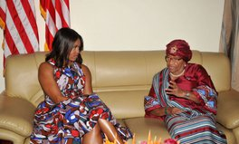 Article: Michelle Obama and family head to Liberia, Morocco, and Spain to promote #LetGirlsLearn