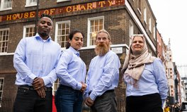 Feature: Inside the London Private Members' Club Staffed by People Overcoming Homelessness