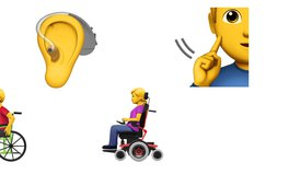 Article: Apple Just Proposed 13 New Emojis to Represent People With Disabilities
