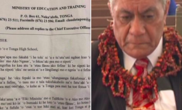Article: Schoolgirls in Tonga Were Reportedly Banned from Participating in Rugby and Boxing
