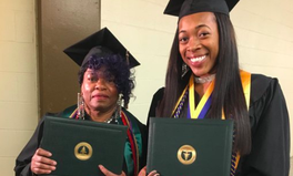 Article: This Woman and Her Grandmother Just Graduated From the Same College at the Same Time