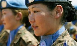 Article: Rise of the blue helmettes: Women make their mark on peacekeeping