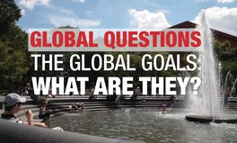Video: Global Questions: What are the Global Goals?