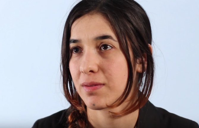 Nadia Murad escaped ISIS and witnessed the Yazidi genocide. After escaping sex slavery by ISIS, the brave survivor turned activist became a voice for the thousands of Yazidi women who are still suffering under the Islamic State.