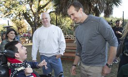 Article: This NFL Quarterback Opened a Very Special Playground for Children With Disabilities