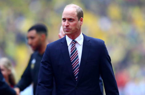 Prince William and the World's Leading Football Stars Are Taking Stigma Out of Men's Mental Health