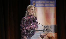 Artikel: Nicole Kidman Just Donated $500,000 to Stop Violence Against Women