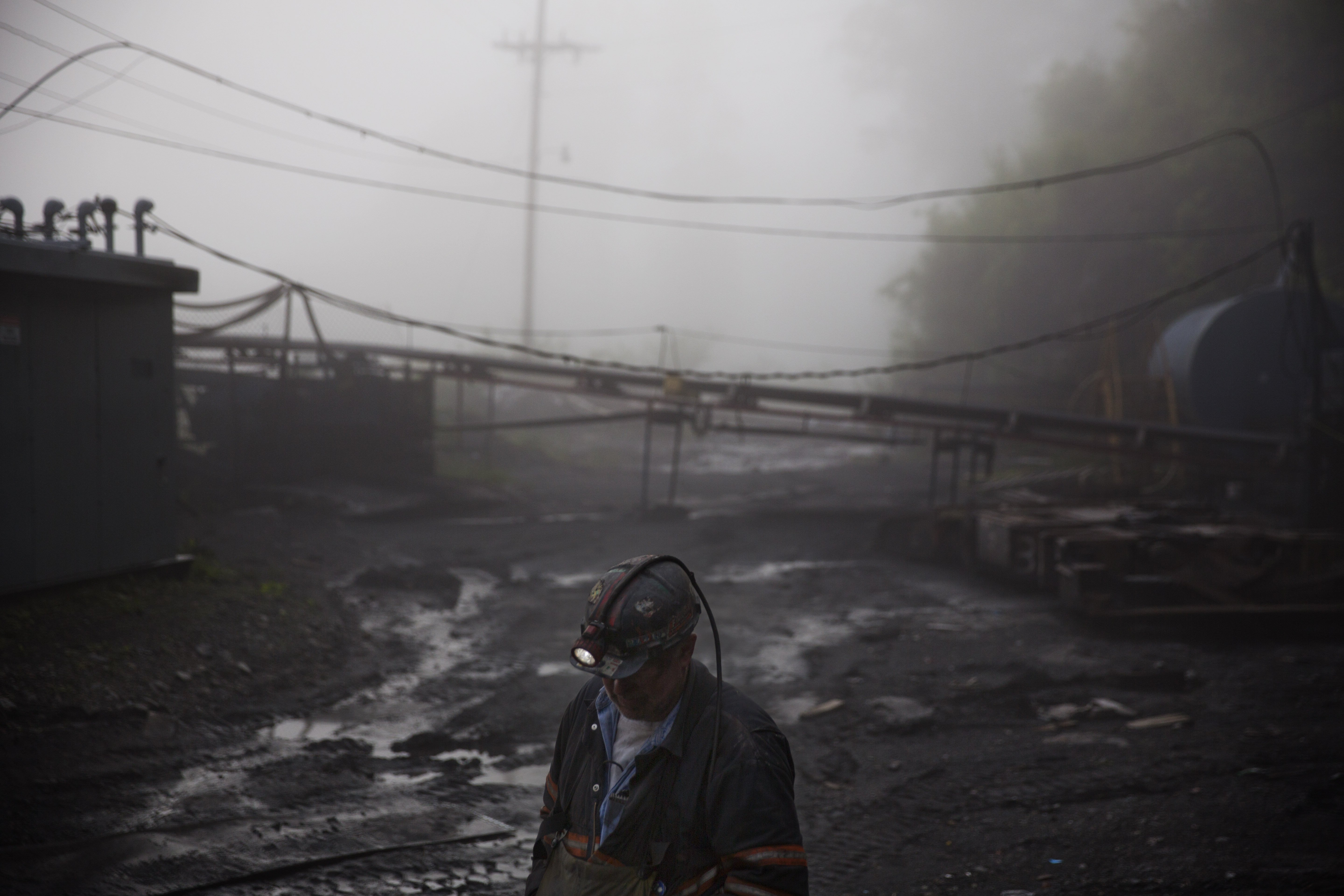 Coal miner Clean Power Plan