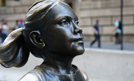Article: NYC's 'Fearless Girl' Statue Has Officially Moved