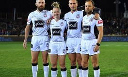 Article: A Woman Is Set to Become a Referee in Australia's Rugby League For the First Time