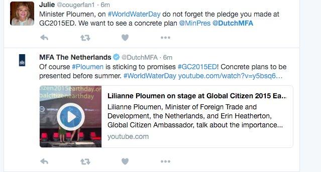Dutch MFA WWD Tweet