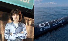 Artikel: Ozean Boyan Slat Ocean Cleanup