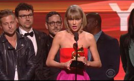 Video: T Swift's powerful Grammy speech steps it up for girls and women