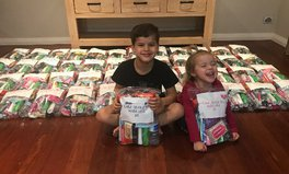 Article: Young Australian Boy Makes Care Packages for the Homeless Using His Own Pocket Money