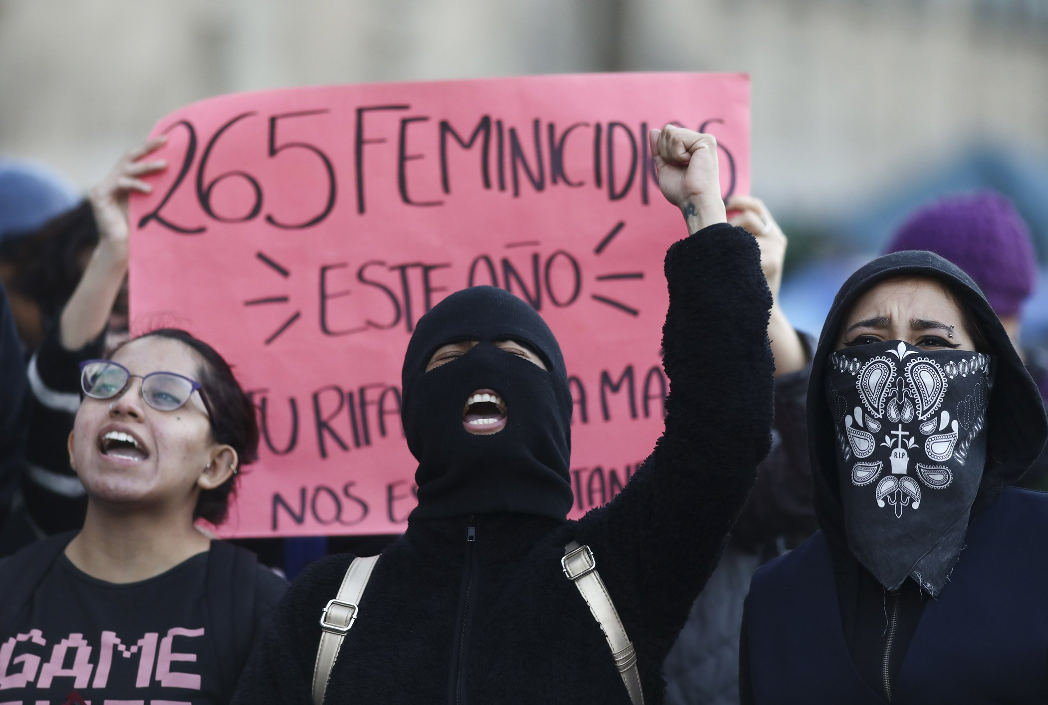 Mexicans Demand an End to Femicide Following Death of 7-Year-Old Girl
