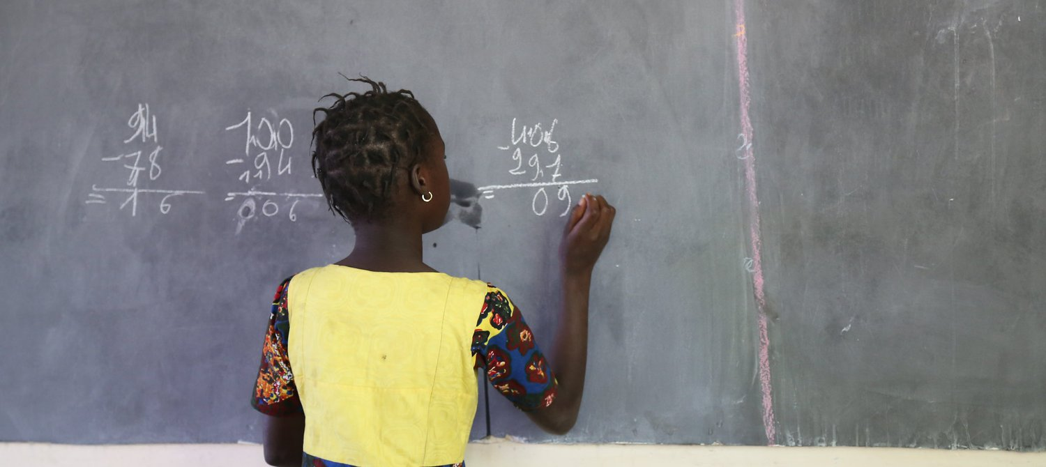 A Third of the World's Girls Lack Access to Education: Report