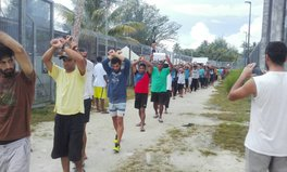 Article: The Last Protesting Refugees Were Just Forcibly Removed From Australian Camp on Manus Island